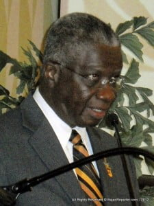 """The sad truth is that Freundel Stuart - a man who personally benefitted from Barbados' marvellous system of """"free university education"""" to such an extent that he pursued no less than three (3) university degrees at the Cave Hill Campus and another degree-like course of studies at the Hugh Wooding Law School, a total of four (4) degree-like programmes - is now in the process of helping the wealthy elite forces of Barbados to kick down the ladder on which poor black Barbadians have been ascending over the past 50 years!"""