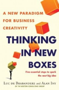 "To make sense of the world, we all rely on assumptions, on models—on what Luc de Brabandere and Alan Iny call ""boxes."" If we are unaware of our boxes, they can blind us to risks and opportunities."