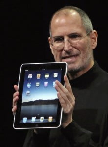 {FILE IMAGE} The extraordinary story of Steve Jobs, the original innovator and ground-breaking entrepreneur who let nothing stand in the way of greatness. The film tells the epic and turbulent story of Jobs as he blazed a trail that changed technology - and the world - forever.