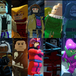 marvel super heroes collage theirategamer