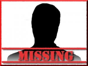 He was last seen by his brother Evans Parrish who lives at the same address about 7 pm on Monday 26th August 2013. His clothing is unknown.