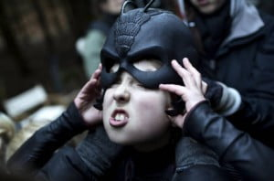 {IMAGE VIA - politiken.dk} A 12-year-old boy realizes he has ant-like super powers.