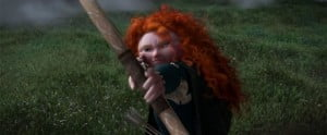 Brave, distributed by Walt Disney Pictures, premiered exclusively on HBO on September 7th in the Caribbean