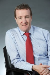 CEO of Digicel Barbados, Mark Linehan (plus Digicel Business Solutions in the Eastern Caribbean South)