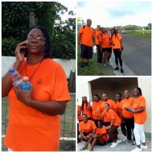 The St. Kitts Marriott Resort / Marriot International honors the Housekeeping Teams