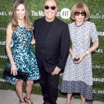 Michael Kors Hilary Swank and Anna Wintour