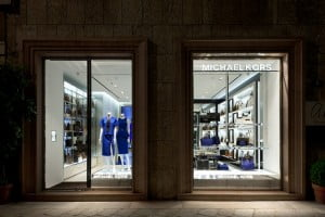 """Milan is one of the world's greatest fashion capitals and one of my favorite cities to spend time in,"" says Michael Kors. ""So I'm thrilled to offer not just one, but two gorgeous stores to our customers there."""