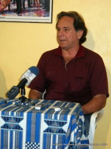 These negotiations have been ongoing since the Barbados Foreign Ministry wrote to the Cuban Embassy on October 15, 2012, requesting assistance with Mr. Garcia's return to Cuba. On December 12, the Cuban Foreign Ministry replied that he did not qualify for repatriation to Cuba under its laws.