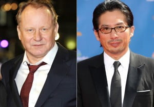 "{IMAGE VIA - indiewire.com, Stellan Skarsgard & Hiroyuki Sanada} A victim from World War II's ""Death Railway"" sets out to find those responsible for his torture. A true story."