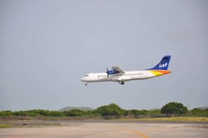"She thanked customers and stakeholders for their patience and support as LIAT transitions from its Dash-8 fleet to new ATR aircraft: ""This change of fleet is a major investment for the company with a cost of US $107 million."""
