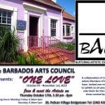 BAC invitation One Love