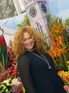 Caribbean World Personality of the Year, 2013 has been awarded to Petra Roach, vice president of the Barbados Tourism Authority in the UK.