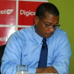 {PERSONAL FILE IMAGE} Alex Tasker, Commercial Director of Digicel (Barbados) Limited commented: