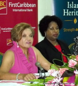 """(PERSONAL FILE IMAGE) """"The Breast Screening Programme of The Barbados Cancer Society, wishes to express its tremendous gratitude toward Payless, who has teamed up with us for the past three years allowing their donations to help fund our institution,"""" said Dr. Shirley Hanoman-Jhagroo *IMMEDIATE LEFT), Obstetrician Gynecologist and Medical Coordinator of the Breast Screening Programme of the Barbados Cancer Society."""