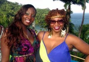 Founders Aisha Smith and Keisha Williams