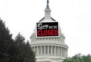 {IMAGE VIA - the pointsguy.com} The government shutdown is one issue but the more serious problem is raising America's debt ceiling from its current level of $16.7 trillion. By October 17, the US Congress must raise the debt ceiling or the US will default on payments of its debts. The mere prospect of such a default has already adversely affected the global stock market. An actual default would bring into question whether the US dollar should be retained as the world's main reserve currency and it would certainly compromise its value.