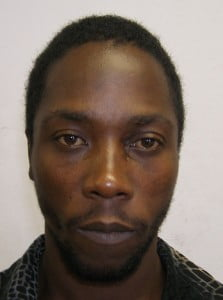 "Peter Emmerson Haynes, alias 'Bugal', 36 years, of Henley, St. John.  He is 5'7"" in height, slim build, of black complexion, and has brown eyes."