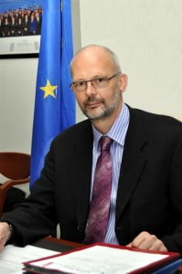 Ambassador Mikael Barfod, Head of the European Union Delegation to Barbados and the Eastern Caribbean