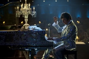 Liberace was the highest-paid entertainer in the world from the 1950s through 1970s, with his concerts, records, movies, TV shows and endorsements spawning a huge, primarily female fan base.