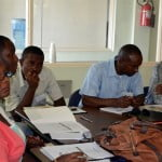 NEMA Climate change workshop