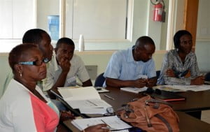 The October 21-25 workshop is being held under the auspices of the second phase of the Project to Mainstream Climate Change in Disaster Management and the Comprehensive Disaster Management Harmonisation Implementation Programme (CDM-HIP), which is being executed by the Caribbean Disaster Emergency Management Agency (CDEMA).