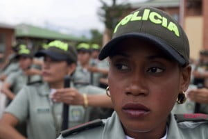 {IMAGE VIA - miamiherald.com} BlackBerry Enterprise Service 10 helps the National Police of Colombia keep mission critical information secure - For more information about BlackBerry Enterprise Service 10, please visit www.bes10.com