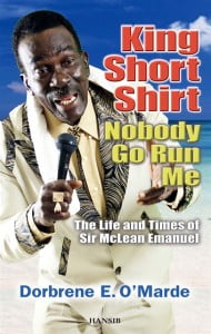 'Nobody Go Run Me' is not only a portrait of a great artiste, King Short Shirt but also an in-depth study of the culture and socio-political history of Antigua. This is a must-read for calypso lovers.. students, teachers, researchers of Caribbean literature, music and cultural studies will find this an important source of information and entertainment.'  Bernard Percival, Former Antiguan Minister of Education and Culture
