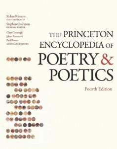 The Princeton University literary encyclopedia is the newest book that's making a difference with more material about serious Caribbean literatures and literary activities, said Sample.