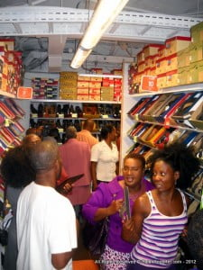 (PERSONAL FILE IMAGE) In 2012 the initiative through the generosity of Payless shoppers was able to donate all net profits to the Breast Screening Programme at the end of the promotion.