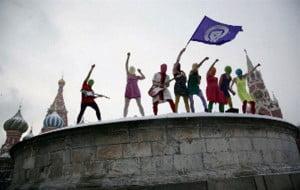 Pussy Riot: A Punk Prayer (October 7)