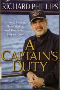 Columbia Pictures' action-thriller Captain Phillips stars two-time Oscar® winner Tom Hanks in the true story of Captain Richard Phillips and the 2009 hijacking by Somali pirates of the US-flagged MV Maersk Alabama, the first American cargo ship to be hijacked in two hundred years.