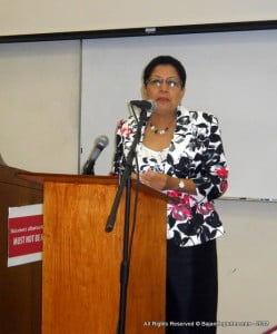 "{PERSONAL FILE IMAGE} ""We at the CTO have recognized that it is becoming increasingly difficult for persons wanting to further their studies to access the necessary resources to do so,"" commented Bonita Morgan, the CTO director responsible for regional human resource development and who serves as the Foundation's secretary. ""The Foundation is very pleased that it is able to give continuous support to individuals who are well-deserving of the kind of assistance needed to help further themselves academically and professionally."""