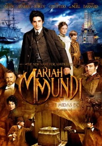 {IMAGE VIA - IMDb.com} Mariah Mundi's world is torn apart when his brother Felix gets kidnapped from the streets of Victorian London. Mariah unites with the strange adventurer Captain Charity and takes off in pursuit. The trail leads to the Prince Regent, a majestic hotel filled with sinister villains, child-catching creatures, and an extraordinary box that turns everything to gold. Mariah, with the help of the illusive Charity, must discover the secrets of the hotel, save his brother, and unravel the truth behind his parents' disappearance.