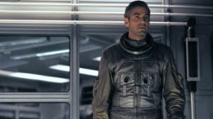 {IMAGE VIA - io9.com} Thank God Clooney's spacesuit had no nipples, eh? Wait a minute, those ports look like .. ?? Be sure to visit  hollywood.com and spill.com for all your entertainment needs!