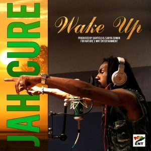"""Fresh off a tour of Japan, Jah Cure is ready to wake up the world with the power of reggae music. """"I am standing on the shoulders of some great reggae artists, and I am motivated to continue their works with good music,"""" states Jah Cure."""