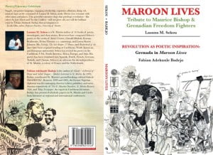 Maroon Lives by Lasana M. Sekou and Fabian Adekunle Badejo, a new book from House of Nehesi Publishers (HNP).