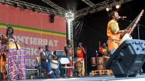 Jalikunda performs at first MAMF