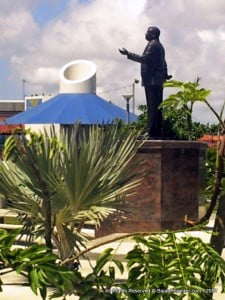 I don't know that Clement Payne, Barrow, Frank Walcott, Hugh Springer, Samuel Jackman Prescod or Grantley Adams had to resort to using large sums of money to unite people. I tend to believe that with sound leadership and a worthy cause, you wouldn't need money in order to motivate Barbadians for the right reason.