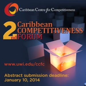 Abstracts (no more than 350 words) must be submitted by January 10, 2014 to the Secretariat, email, ccfc@sta.uwi.edu. Further information can be found at CCfC's website at: uwi.edu/ccfc/