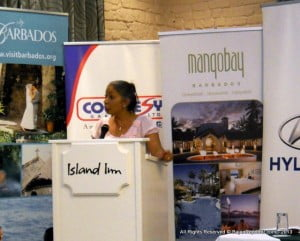 Kavita Sandiford - Group Revenue Mgr of Mango Bay, reveals how both Courtesy and her intimate resort will be heading to the UK  for an Expo to promote this event...