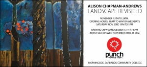 (CLICK FOR BIGGER) Meet the artist - Talk, Wed 20th FROM 6pm to 8 pm