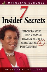 """Dr Janice Scott Cover was named one of South Florida's """"Most Influential & Prominent Women"""" and she has been featured in the Principal Magazine as a """"Turn-Around Principal."""" Dr. Cover is President  & CEO of Improving Schools Consulting Services whose mission is to partner with schools to significantly improve student achievement."""