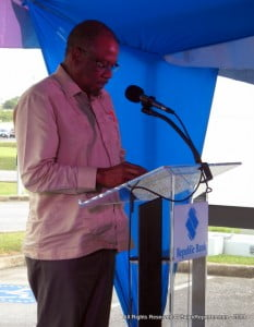 Barbados Health Minister John Boyce will deliver the Keynote address; Director of CancerCaribbean Sarah Louden will also address the opening.