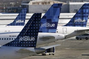 """Fort Lauderdale/ Hollywood was JetBlue's very first destination and we have always been very committed to the South Florida region."" With the start of the flight the airline expects to be offering 29 nonstop routes and more than 70 daily flights from Fort Lauderdale/ Hollywood on peak days."