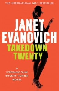 "Powerhouse author Janet Evanovich's Stephanie Plum novels are ""laugh-out-loud funny"" (St. Louis Post-Dispatch), ""brilliantly evocative"" (The Denver Post), and ""making trouble and winning hearts"" (USA Today). TAKEDOWN TWENTY by Janet Evanovich available in hardcover, ebook, and audio on November 19, 2013!"