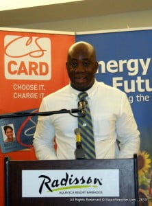 Sol Barbados' Country Manager, Ezra Prescod, said the company's partnership with the Cave Shepherd Card was a perfect fit in keeping with Sol's commitment to offering the best products and services to its customers.