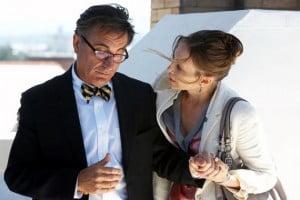 {IMAGE VIA - screencrave.com} Andy Garcia & Vera Farmiga fall in love on a Campus Tour for their kids.