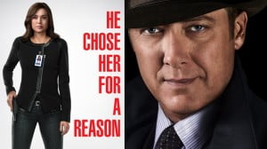 "Former government agent Raymond ""Red"" Reddington (James Spader) has eluded capture for decades. But he suddenly surrenders to the FBI with an offer to help catch a terrorist under the condition that he speaks only to Elizabeth ""Liz"" Keen (Megan Boone), a young FBI profiler who's just barely out of Quantico."