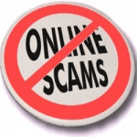 The IRS warns that care should always be taken when disclosing personal information.