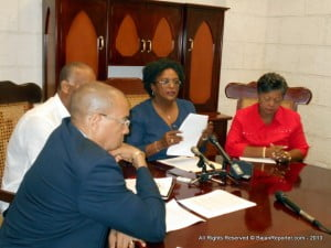 "This could prove embarrassing for the union (which had a lot to say about supercession when the BLP was in office) and it may also explain its refusal to embrace the principle of last-in, first-out, since it ""MAY"" have knowledge that the DLP appointed known DEM's, ahead of legitimate Public Servants, who would have qualified for appointment under the 2007 Public Service Act."
